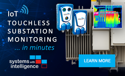 Systems with Intelligence Touchless Substation Monitoring Rectangle 410x250