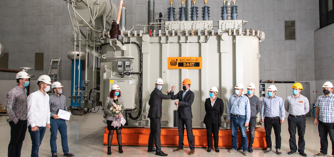 Končar successfully tests new bio-based transformer fluid from Nynas technology