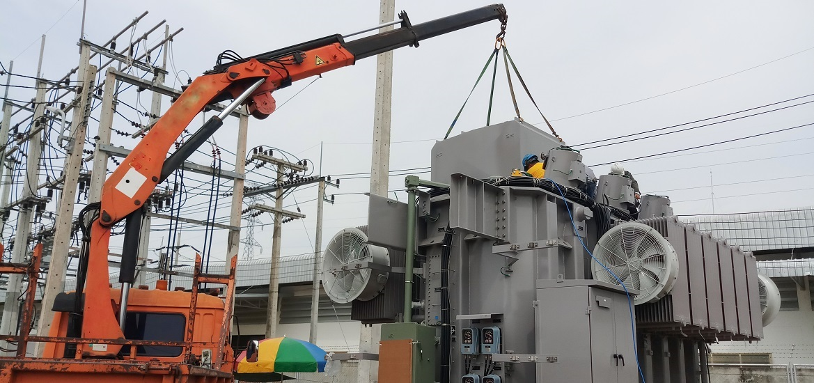 Hydro One replaces two transformers as part of $30m investment in power reliability upgrades technology
